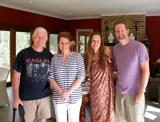 Thistle Hill Guest House: Thank you, Carol & Peter. We shall return!