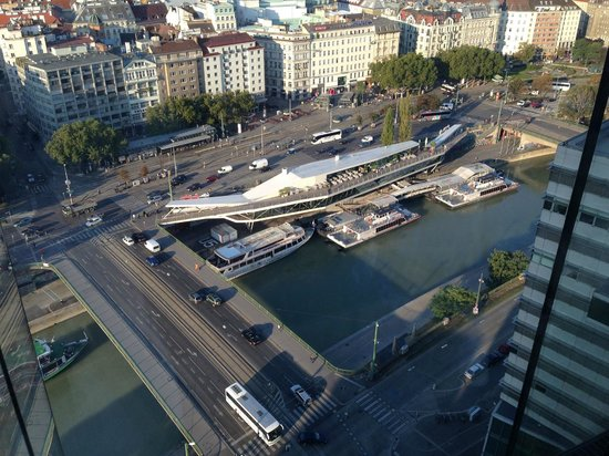 Sofitel Vienna Stephansdom: View from room