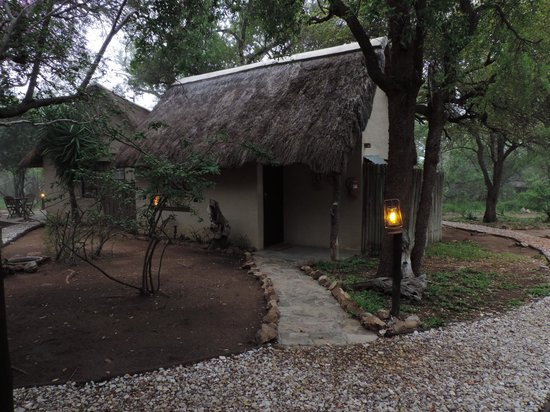 KwaMbili Game Lodge : One of the rooms