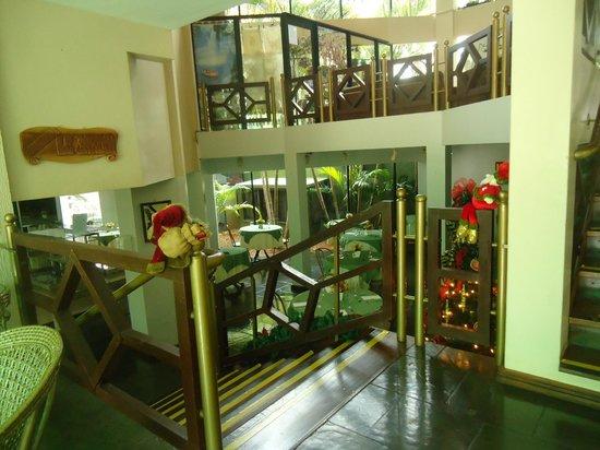 Turrance Green Hotel : Área do Hotel