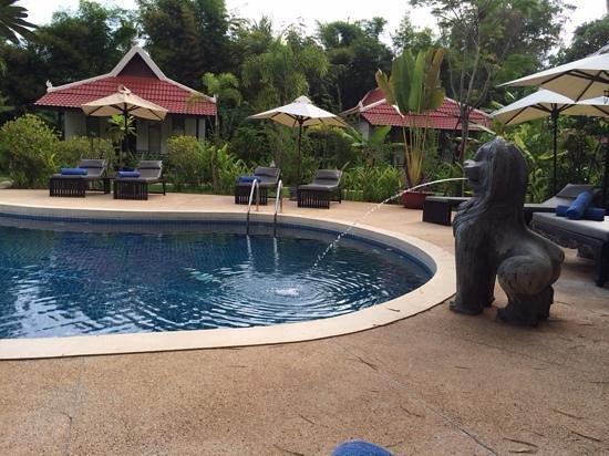 Sojourn Boutique Villas : Pool