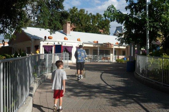 LEGOLAND Florida Resort: pizza place