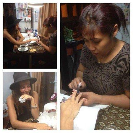 Thai Sawadee Spa: Manicure