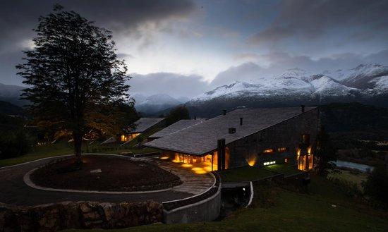 Uman Lodge Patagonia Chile: UMAN LODGE