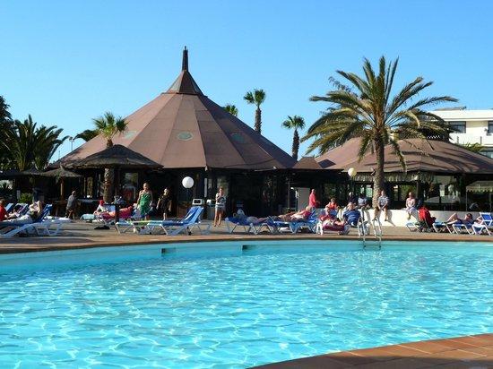 Balcon avec fen tres s jour et chambre picture of los for Club piscine prix