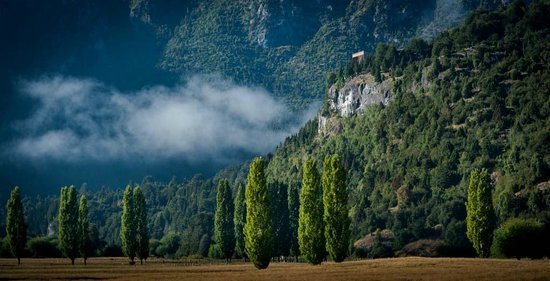 Uman Lodge Patagonia Chile: LANDSCAPE