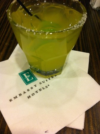 Embassy Suites by Hilton Salt Lake/West Valley City: Margarita time!