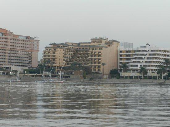 Steigenberger Nile Palace Luxor: Steigenberger Nile palace