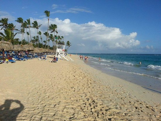 Grand Bahia Principe Bavaro spiaggia