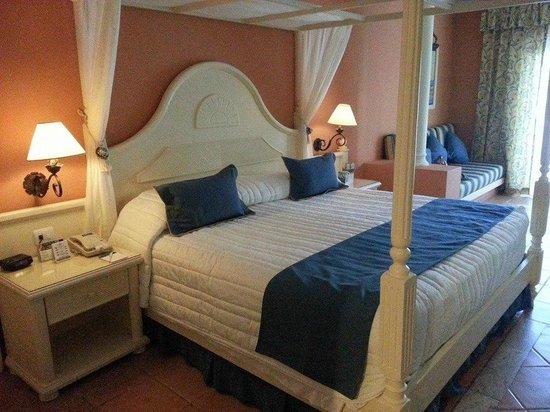 Grand Bahia Principe Bavaro mini-suite Hacienda