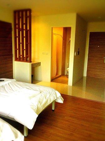 Siamaze Hostel: Double private room