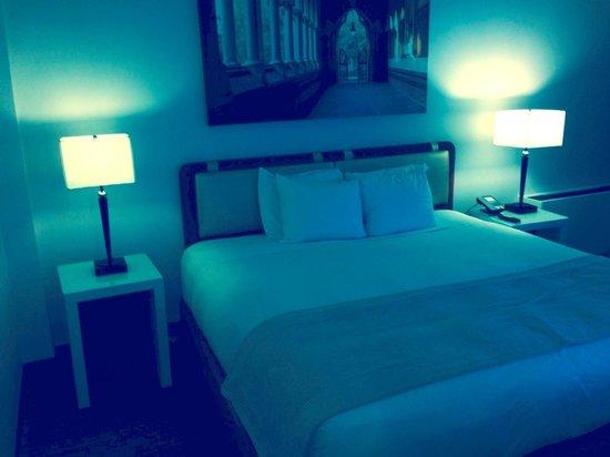 Harvard Square Hotel: hotel room