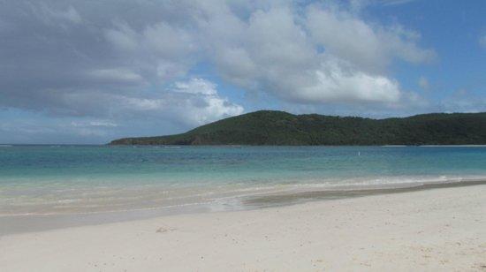 Flamenco Beach: No resorts, no hotels, just beach :)