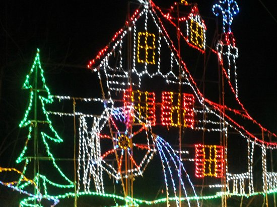 Photo Fast Tours: Christmas display