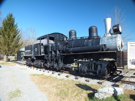 Photo Fast Tours: Historic train engine