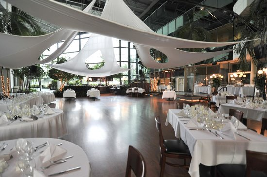 Pavilion Grille: The perfect place for your Wedding or Special Celebration!
