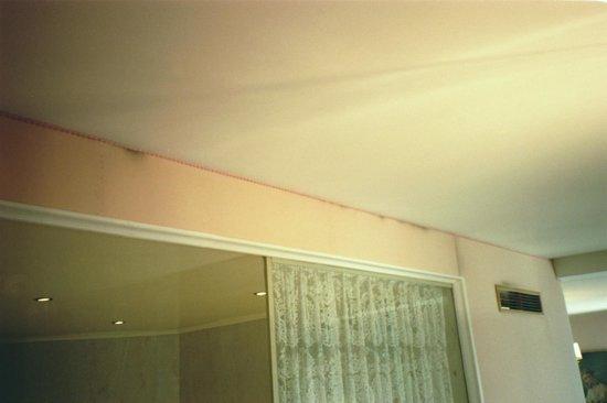 Hotel Negresco : traces noires