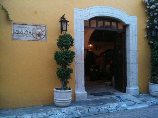 Kinich  El Sabor de Izamal : Restaurante Kinich Izamal