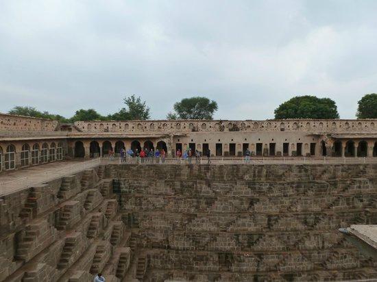 Chand Baori: visita