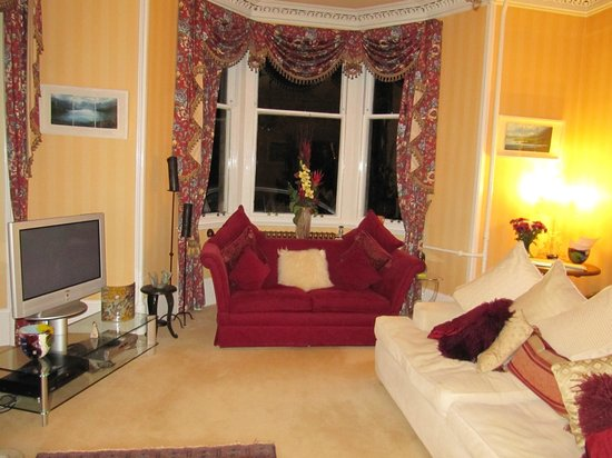 Trafford Bank Guest House: Common Area