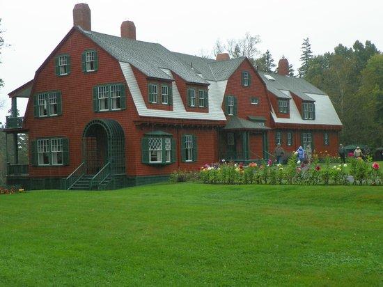 Campobello Island: The Cottage of FDR