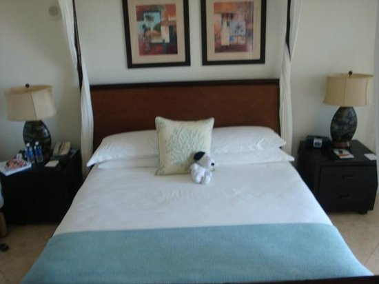 Seven Stars Resort & Spa: pretty comfortable and I'm used to a Tempurpedic