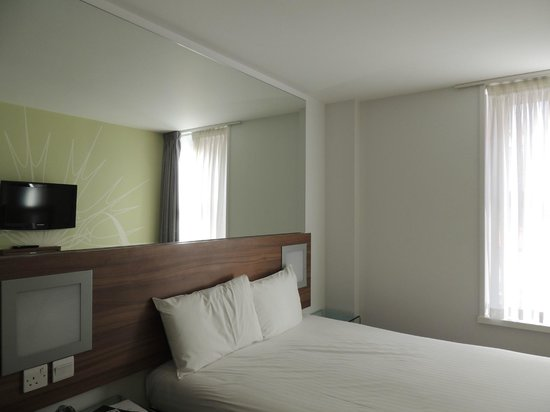 Point A Hotel, London Paddington: Cama