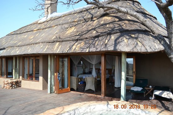 Rhulani Safari Lodge: Chalet 5