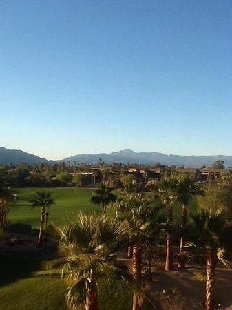The Westin Desert Willow Villas: views of mountains & Golf Course