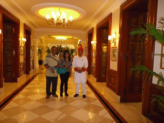 The Imperial Hotel: With Inder at the Imperial