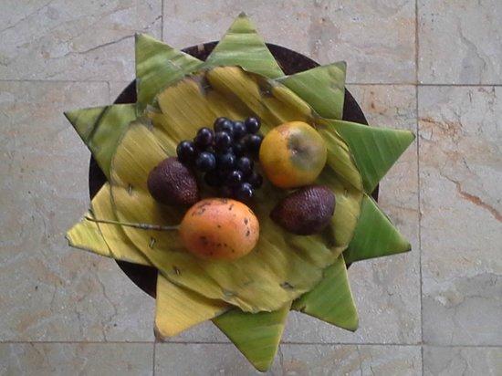 Matahari Beach Resort & Spa : Allways Fresh Exotic Fruits