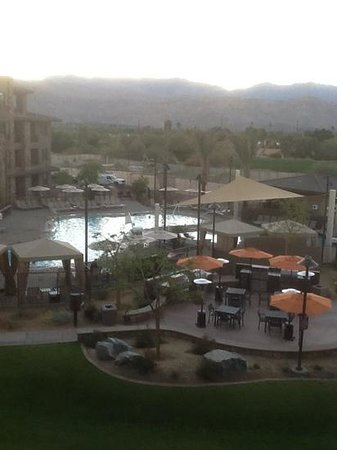 The Westin Desert Willow Villas: one of the many swimming pools