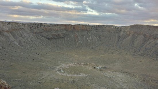 Meteor Crater : Awesome