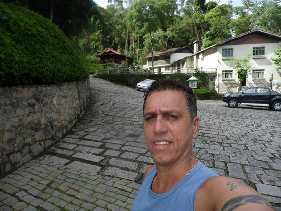 Hotel Vila Verde: área externa