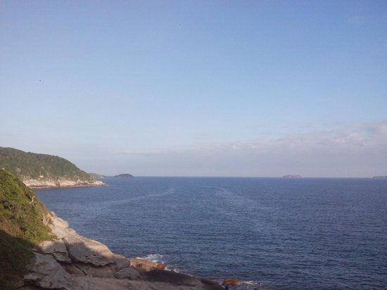 Apa Pau Brasil Hotel: Vista praia de caravelas