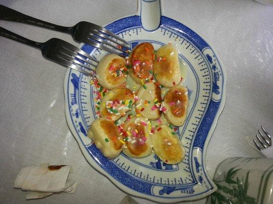 Las Orquideas Bed & Breakfast: Dessert