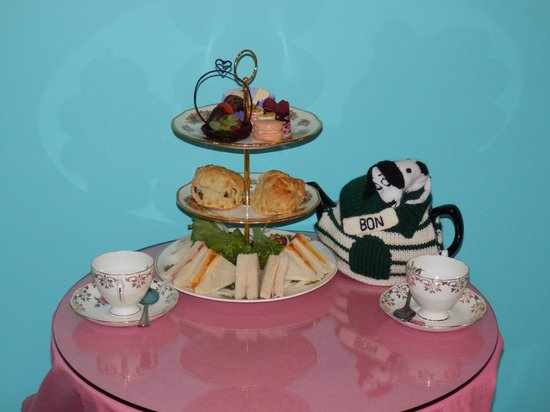 Bon Tea Room : Afternoon Tea