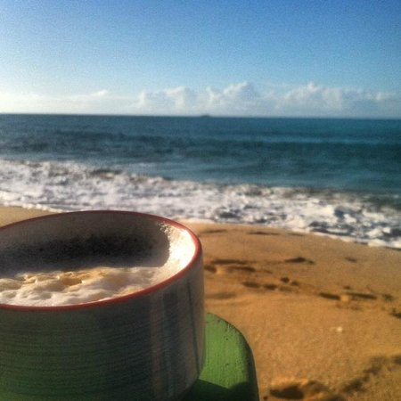 Galley Bay Resort: Café