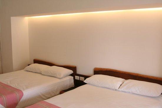 Cabanas Tulum : our room