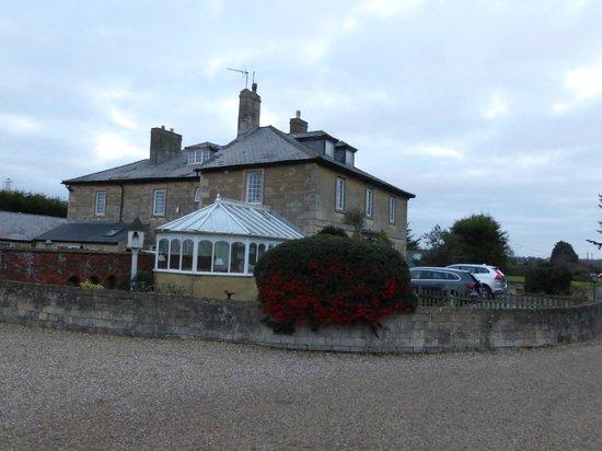 Widbrook Grange: Hotel & Grounds