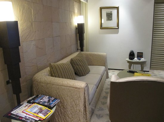 Goodwood Park Hotel: Couch