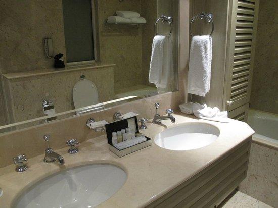 Goodwood Park Hotel: Bathroom again