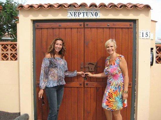 Bungalows Neptuno: Yaribel & Aloysia
