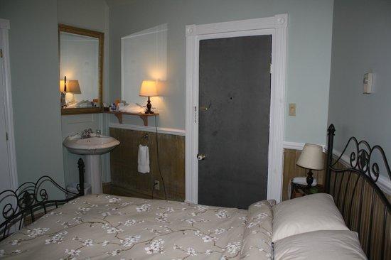 Chateau des Tourelles: Room