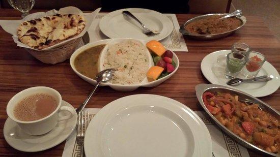 Seva Cuisine of India: Curry Vegetable