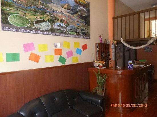 Posada Inka Manco Capac: COMENTARIOS DE HUÉSPEDES