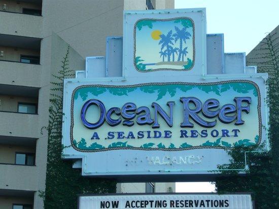 Ocean Reef Resort: the hotel
