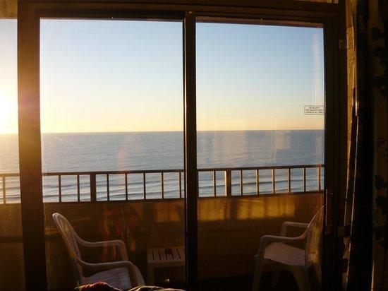Ocean Reef Resort: balcony view
