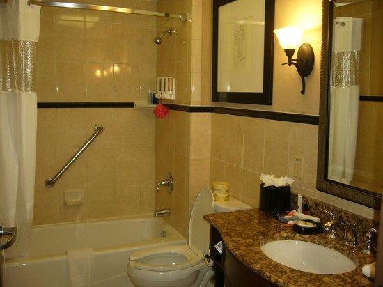 Drury Plaza Hotel San Antonio Riverwalk : Salle de bain