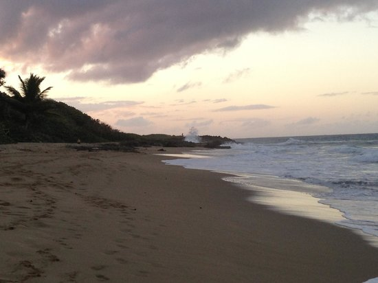 Natura Cabana Boutique Hotel & Spa: view from the beach